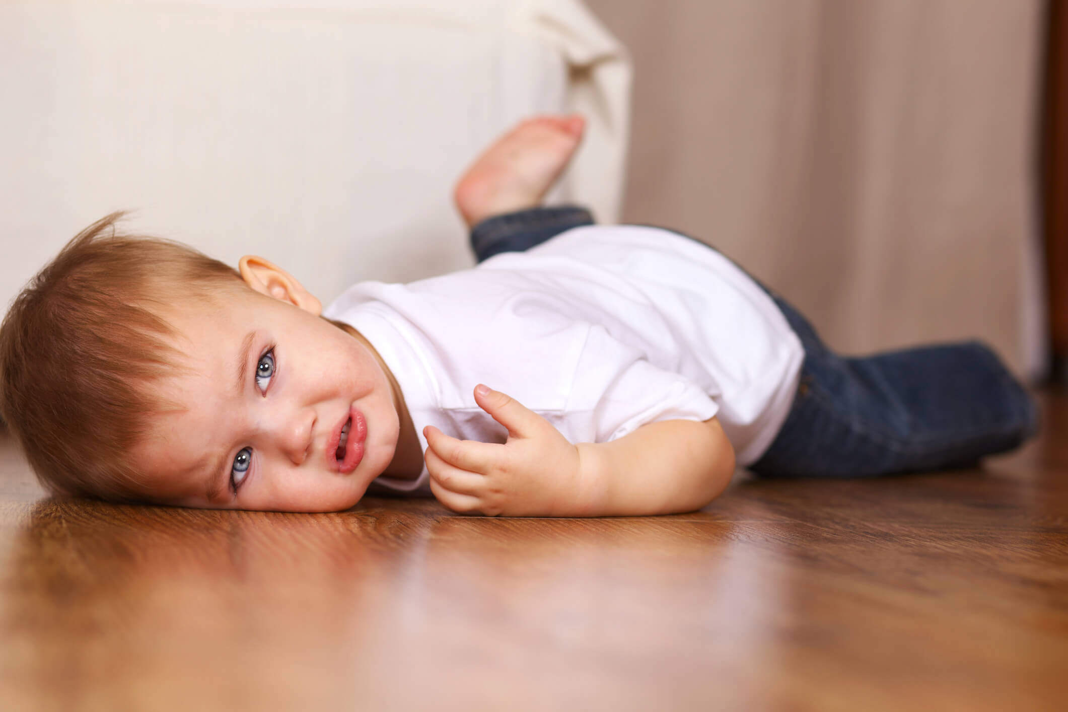 Baby Centre article - Just How Terrible are the Twos?