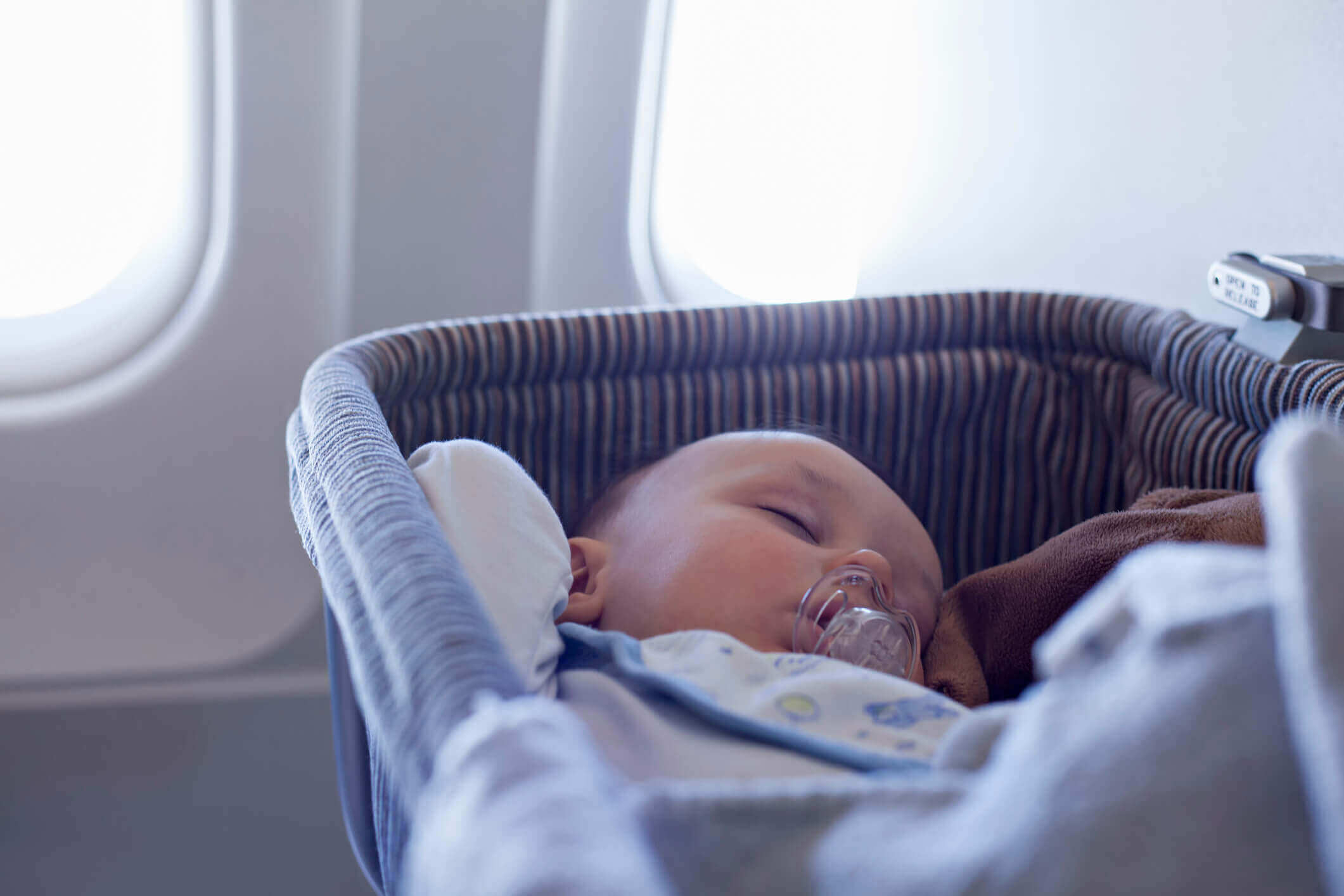 Baby Centre article - Travelling with children