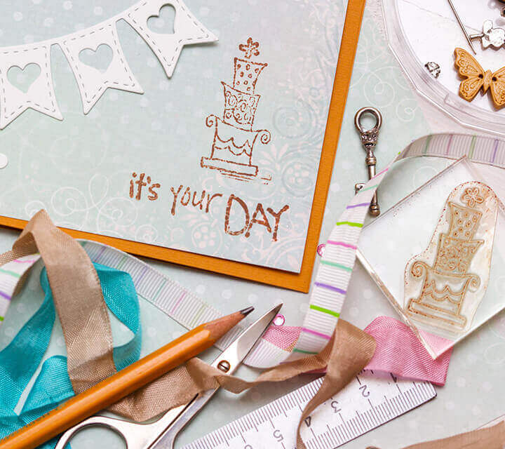 Baby Shower gift ideas - Scrap booking starter-kit