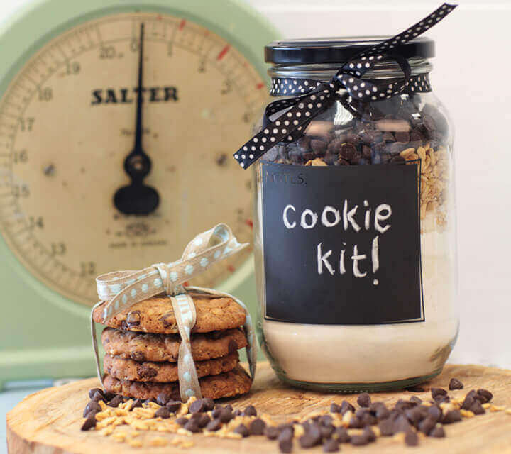 Baby Shower Favours - Easy peasy cookie kits
