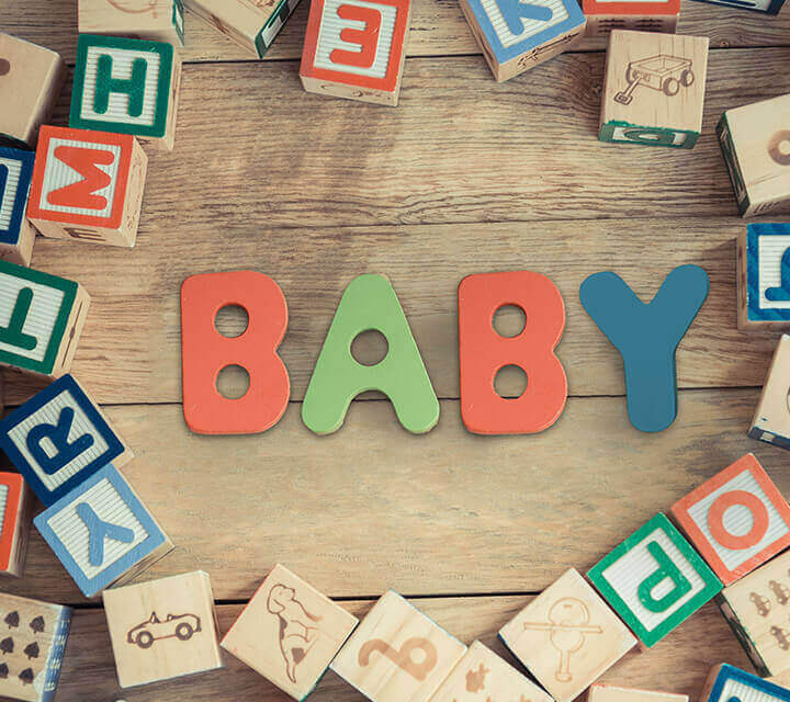 Baby Shower game ideas - Don't say the B-word!