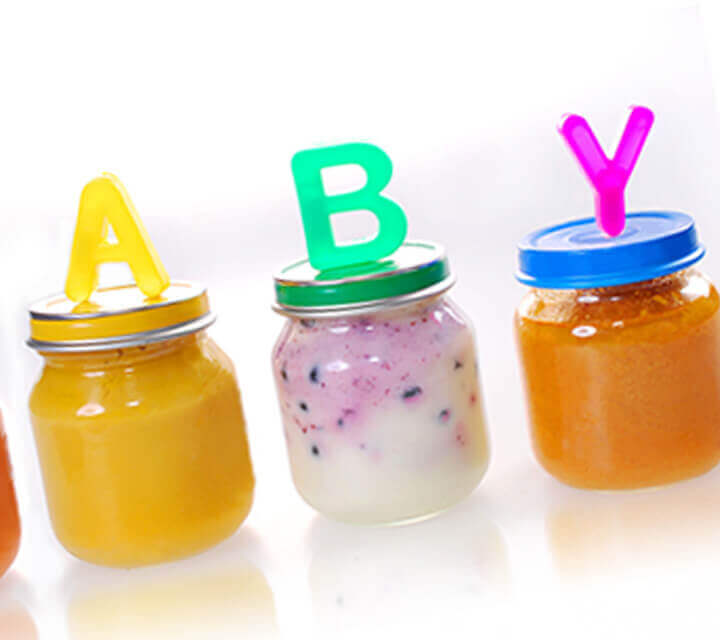 Baby Shower game ideas - What's your flavour?