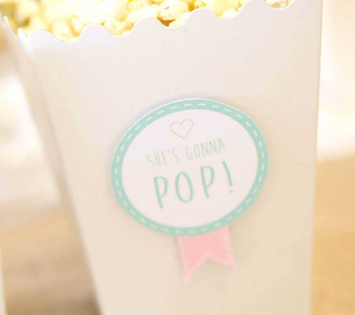 Baby Shower Themes - Ready to pop?