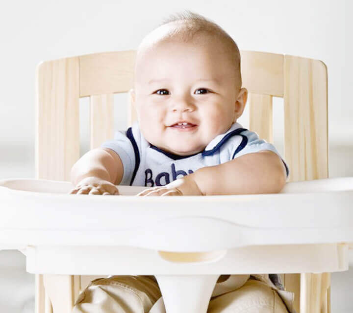 Baby Shower gift ideas - Happy high chairs