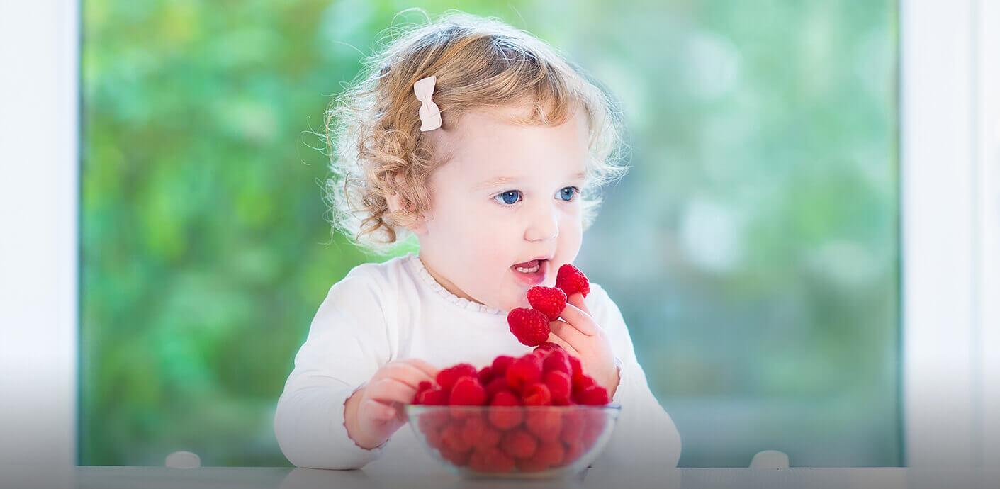 Snacks that Boost Toddler Development
