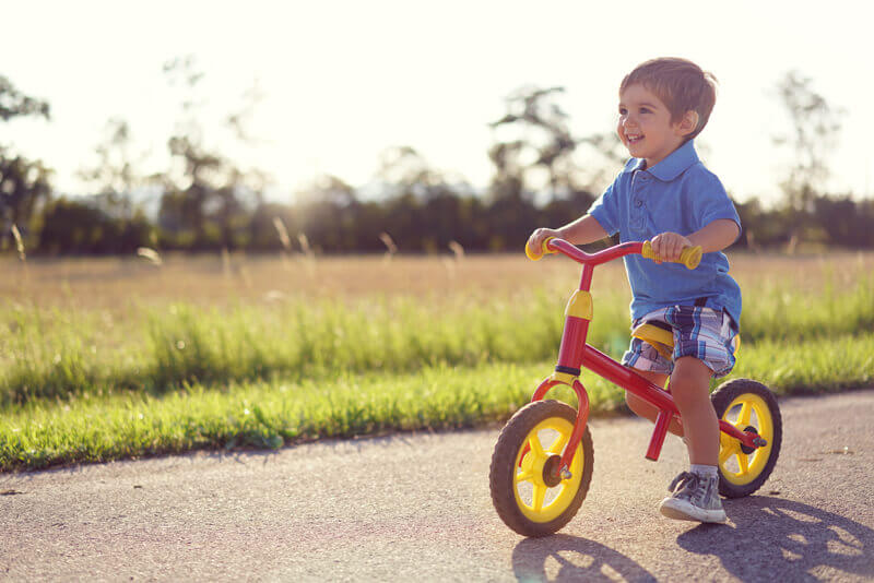 Toy Bicycles