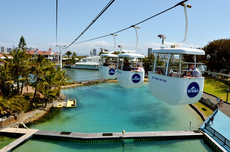 Sea World Resort and Waterpark, Gold Coast, QLD