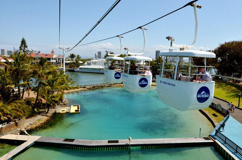 Sea World Resort and Waterpark, Gold Coast,QLD