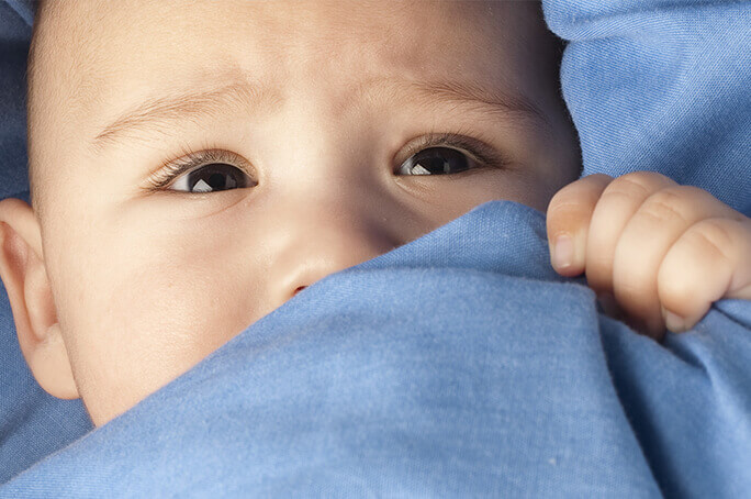 Reason ten your baby might be crying: The Temperature